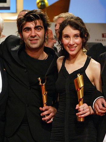 Sibel Kekilli Fatih Akin 2004 - P 2013