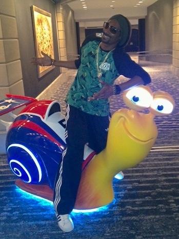 Snoop Dogg at CineEurope P