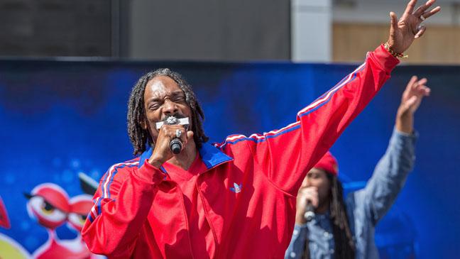 Snoop Performing at E3 - H 2013