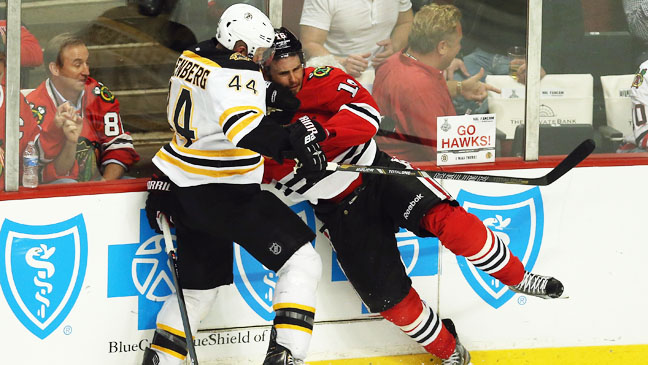 Stanley Cup Finals Boston Bruins v Chicago Blackhawks - H 2013