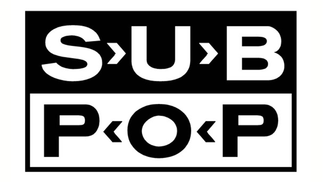 Sub Pop Records logo L