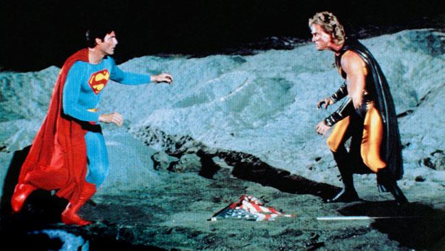 Superman IV Reeves Fighting - H 2013