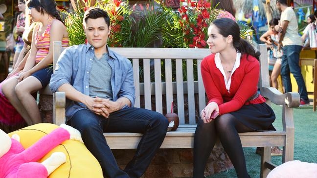 Switched at Birth Blair Redford Vanessa Marano 6/10 Episodic - H 2013