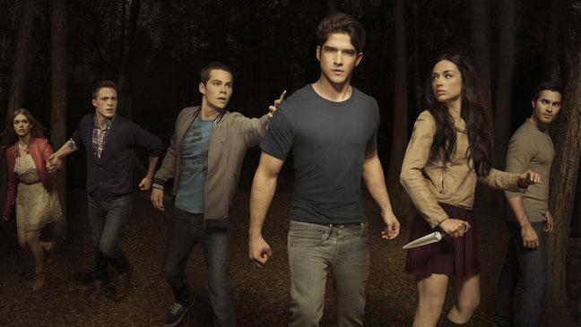 Teen Wolf Cast MTV - H 2013