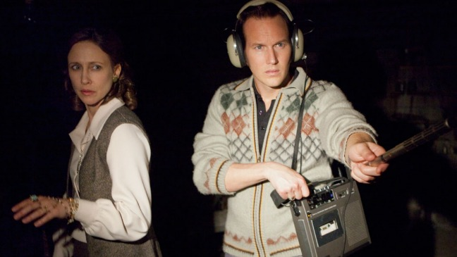 The Conjuring - H - 2013