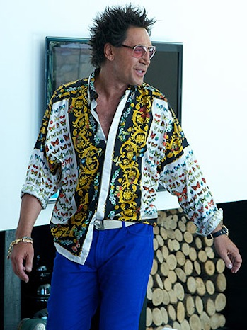 Javier Bardem in The Counselor P