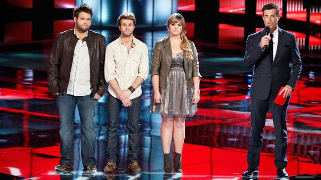 The Voice Group Elimination 6/4 - H 2013