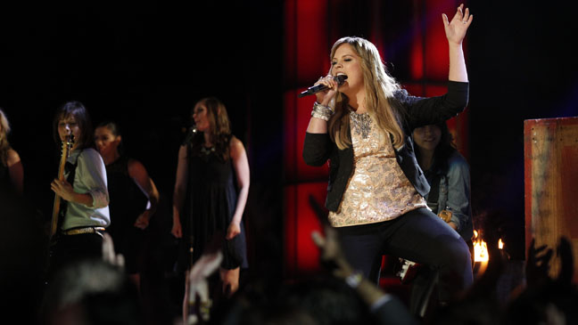 The Voice June 3rd - H 2013