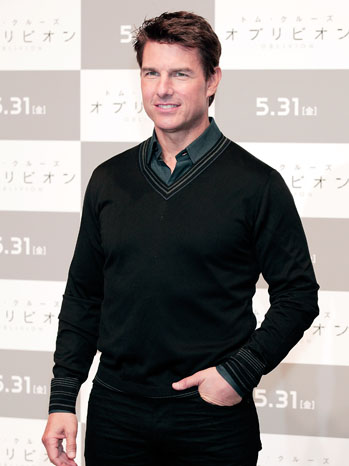 Tom Cruise Oblivion Premiere - P 2013
