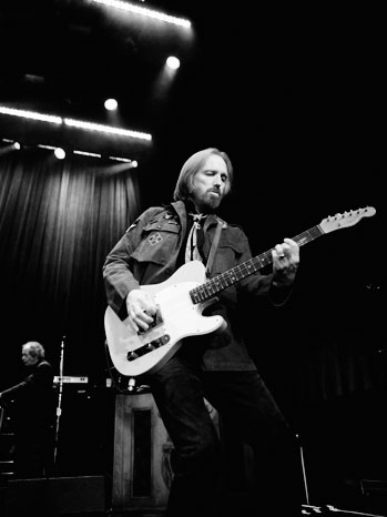 Tom Petty Performing at The Fonda - P 2013