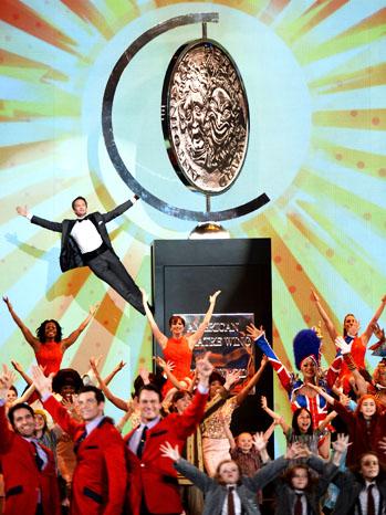 Tony Awards Opening Act - P 2013