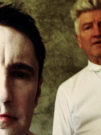 Trent Reznor David Lynch P