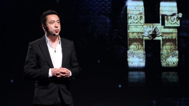 Wang Zhonglei - H 2013