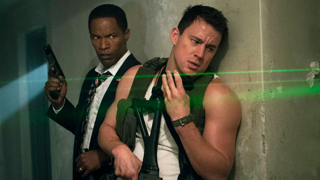 White House Down Tatum Foxx - H 2013
