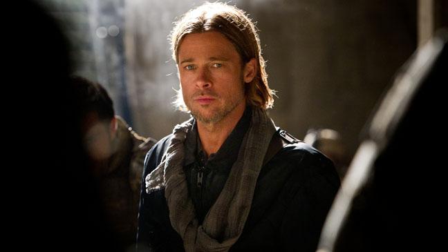 World War Z Brad Pitt - H 2013