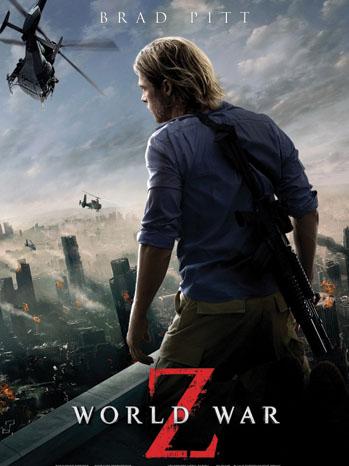 World War Z Poster - P 2013
