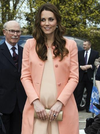 Kate Middleton Pregnant P