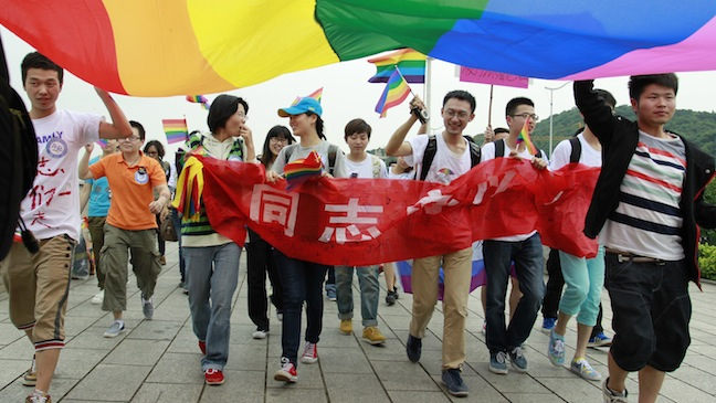 Gay Rights in China H