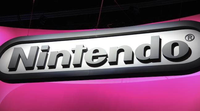 Nintendo sign at E3 2013 H