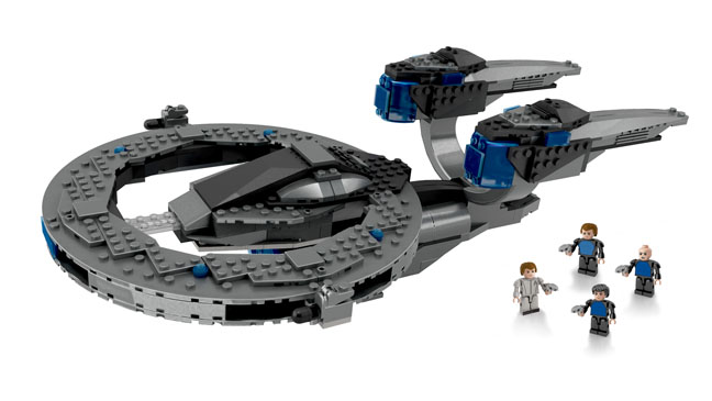 USS Vengeance Lego - H 2013