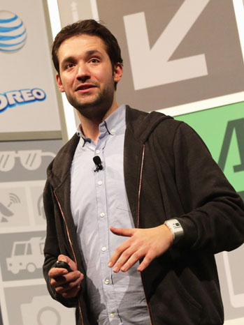 Alexis Ohanian Speaking at SXSW - P 2013