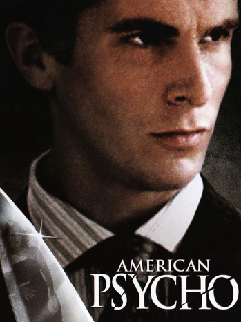 American Psycho Poster Bale - P 2013