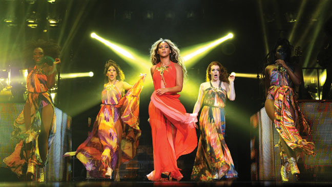 Beyonce Stage - H 2013