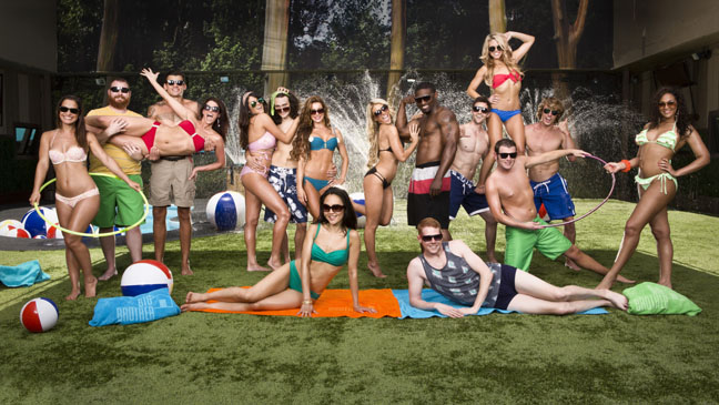Big Brother Cast - H 2013