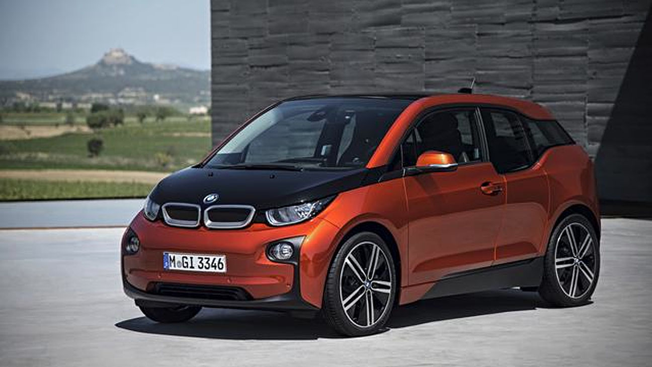 BMW i3 - H 2013
