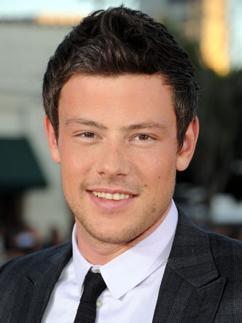 Cory Monteith Glee 3D Premiere Arrivals - P 2013
