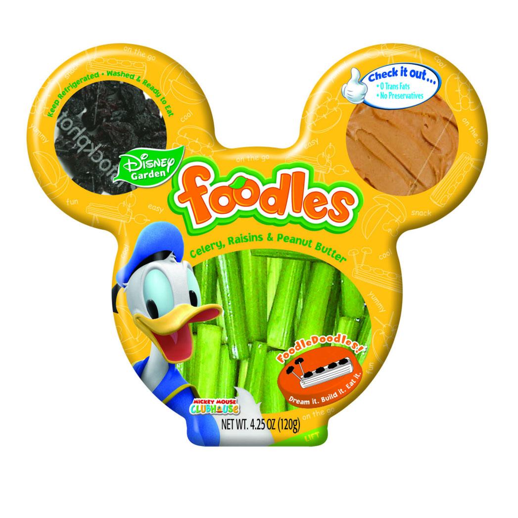 Disney Foodles - S 2013