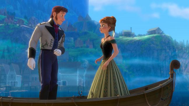 Frozen Film Still Disney - H 2013