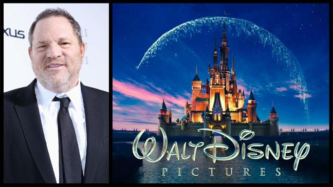 Harvey Weinstein Disney Logo - H 2013