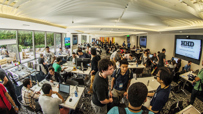 Hollywood Hack Day - H 2013