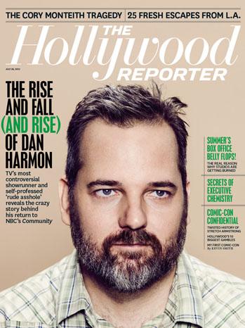 2013 Issue 25: Dan Harmon