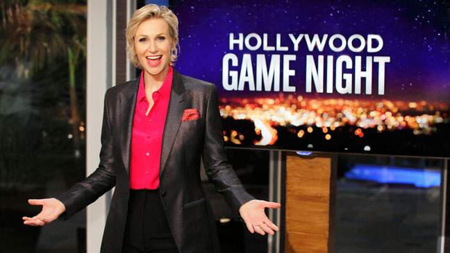Hollywood Game Night Jane Lynch - H 2013