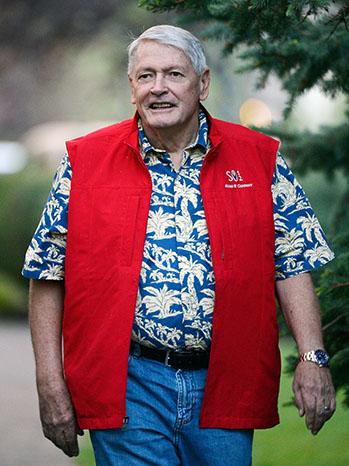 John Malone Sun Valley 2012 - P 2013