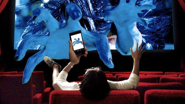 4D Smart Phone Film in Japan H