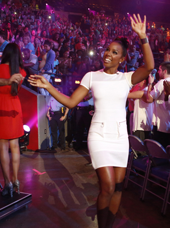 Kelly Rowland X Factor auditions 2013 P