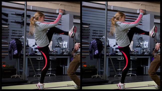 Kick-Ass 2 Film Still Gun Edit - H 2013