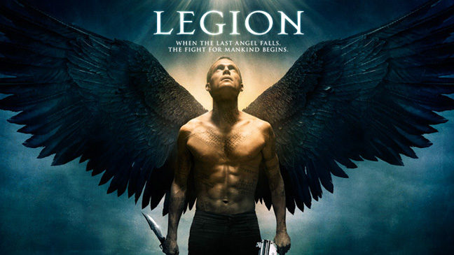 Legion One Sheet - H 2013