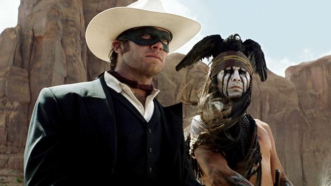 The Lone Ranger Depp Hammer - H 2013