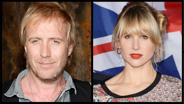 Rhys Ifans Lucy Punch Split - H 2013