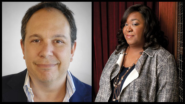 Mark Gordon Shonda Rhimes Split - H 2013