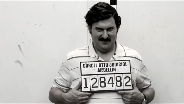 Pablo Escobar The Drug Lord - H 2013