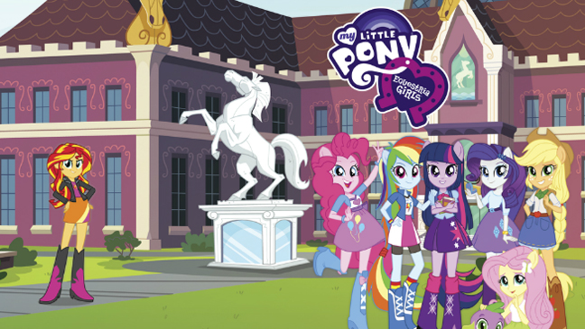 My Little Pony Equestria Girls - H 20132