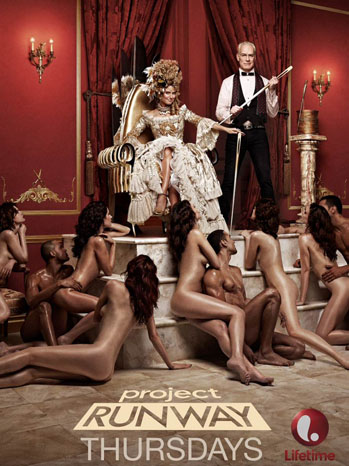 Project Runway One Sheet - P 2013