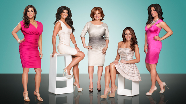 Real Housewives of New Jersey Key Art - H 2013