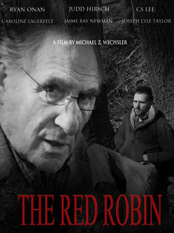 The Red Robin One Sheet - P 2013