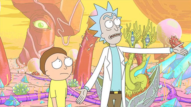 Rick and Morty - H 2013